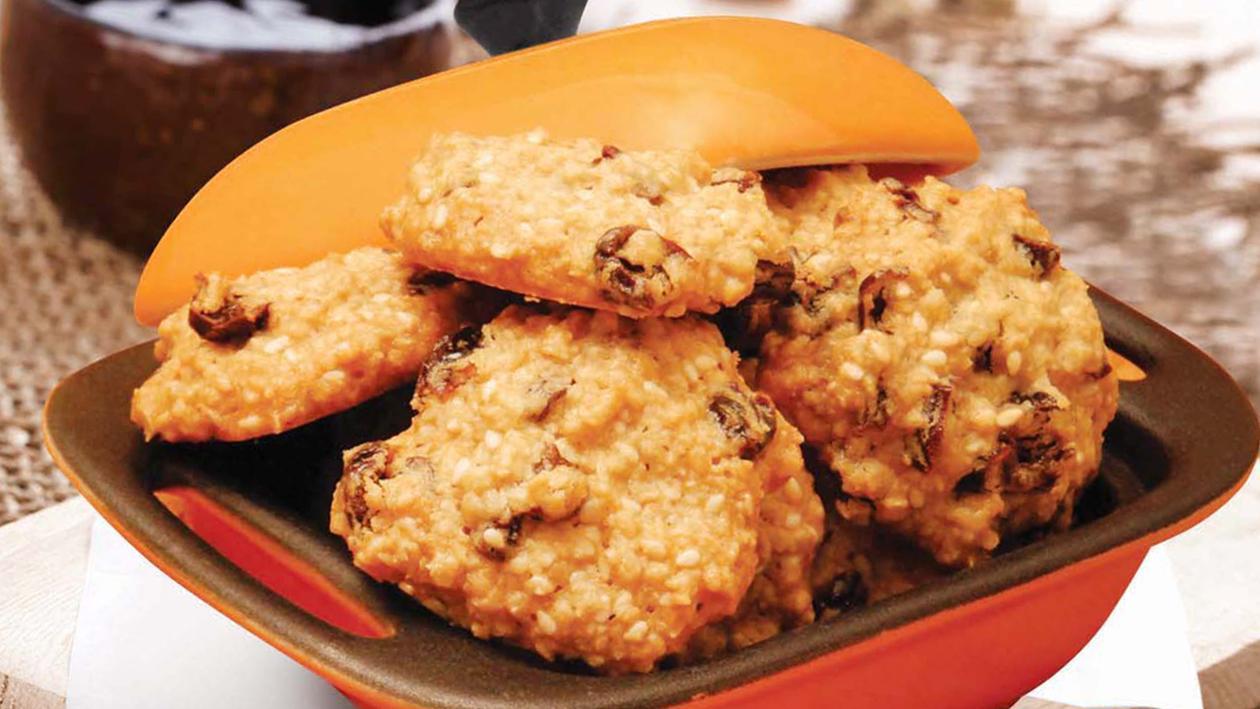 Pala Havermut Cookies