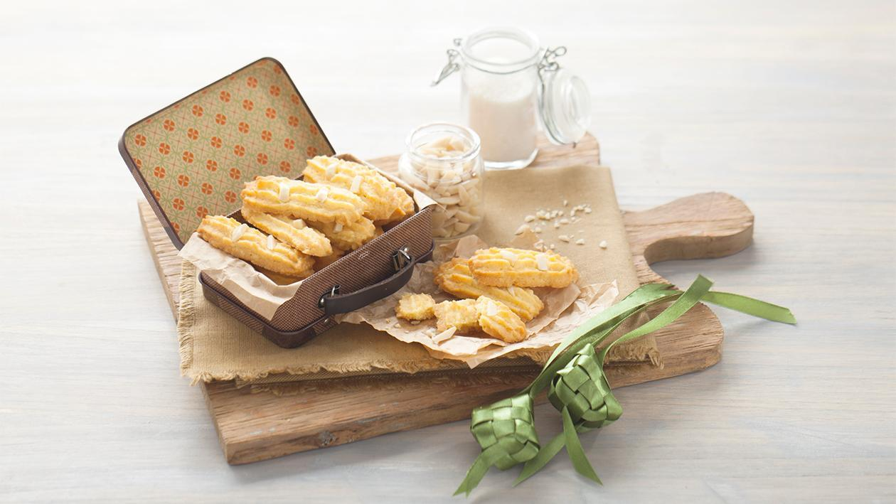 Potato Finger Cookies