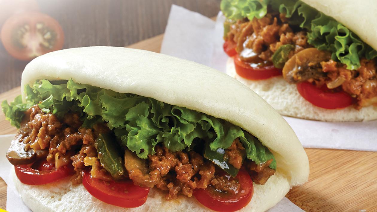 Taiwanese Taco Bread