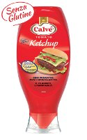 Calvé Tomato Ketchup Top Down 750 ml