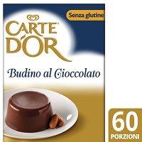 Carte D'Or Preparato Per Budino al Cioccolato Senza Glutine