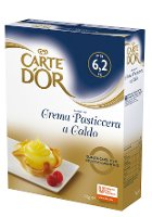 Carte d'Or preparato per Crema Pasticcera a caldo 1 Kg