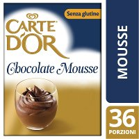 Carte d'Or preparato in polvere per Mousse al Cioccolato 720 Gr