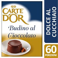 Carte d'Or preparato per Budino al Cioccolato 1 Kg
