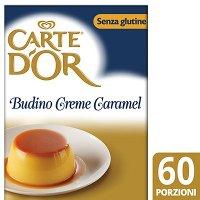 Carte d'Or preparato per Budino Creme Caramel 800 Gr Senza Glutine