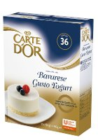 Carte d'Or preparato per crema Bavarese Gusto Yogurt 450 Gr