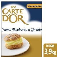 Carte d'Or preparato per Crema Pasticcera a Freddo senza glutine