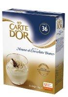 Carte d'Or preparato per Mousse al Cioccolato Bianco 750 Gr