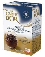 Carte d'Or preparato per Mousse al Cioccolato Gusto Fondente 975 Gr