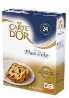 Carte d'Or preparato per Plum Cake 740 Gr