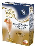 Carte d'Or preparato per Sorbetto al Mandarino 1 Kg