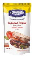 Hellmann's Gourmet Sandwich Sauce Sundried Tomato with basil - Pomodori secchi 570 ml