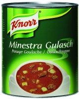 Knorr Minestra Gulasch 2,9 Kg