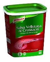 Knorr Salsa Vellutata ai Crostacei Granulare Istantanea 1 Kg