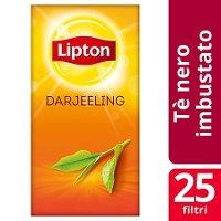 Lipton Darjeeling Black Tea 25 Filtri