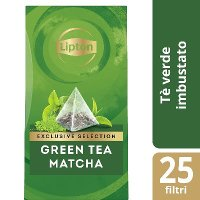 Lipton Exclusive Selection Tè Verde Matcha
