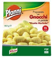 Pfanni Preparato per Gnocchi di patate Ricetta morbida 900 Gr