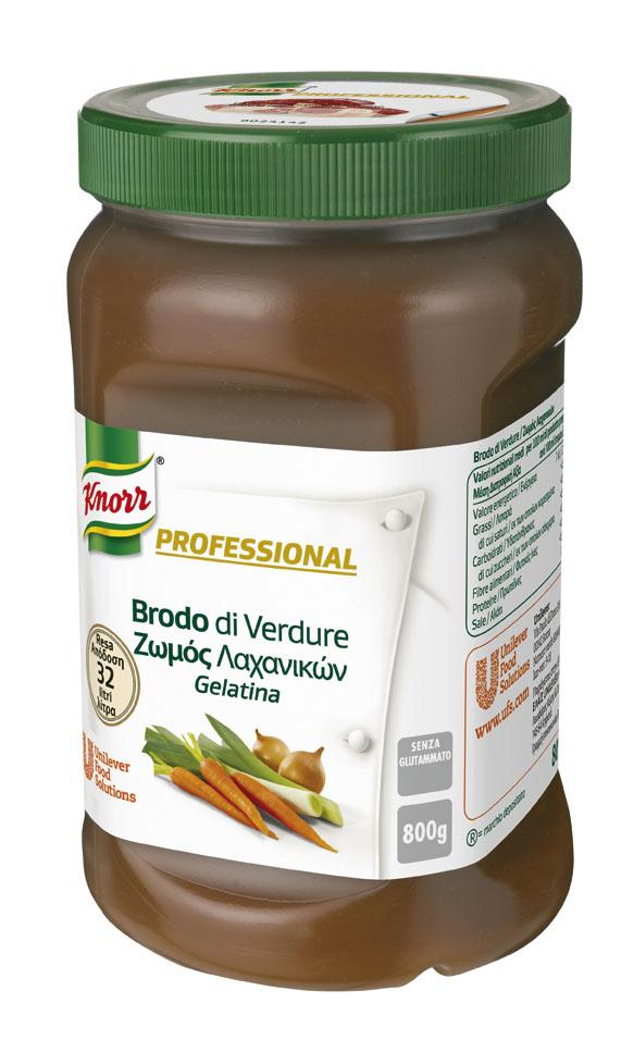 Brodo di Verdure Knorr Professional