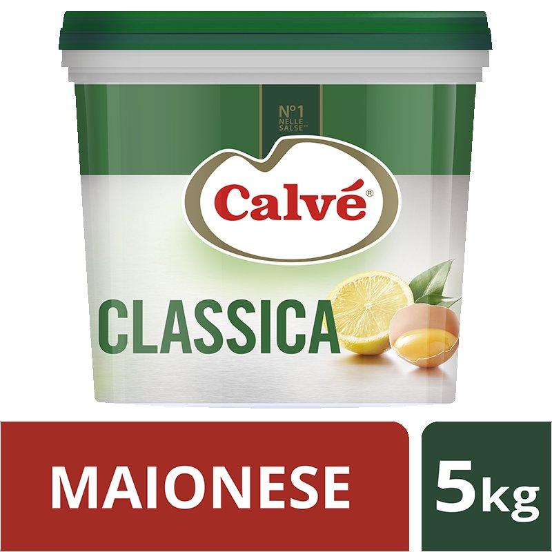 Calvé Maionese Classica 5 Kg
