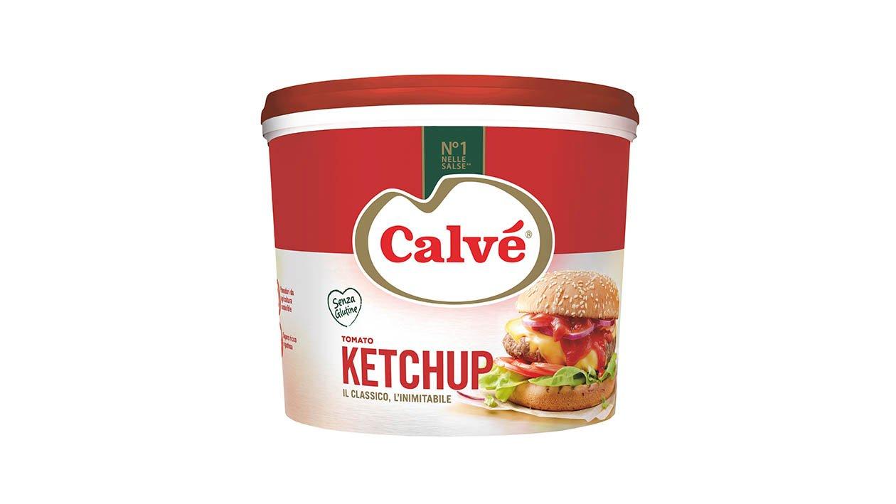 Calvé Tomato Ketchup 5,5 Kg -