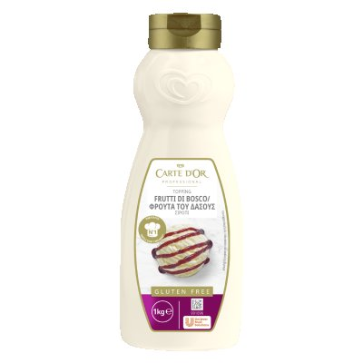Carte d'Or Topping Frutti di Bosco 1 Kg -