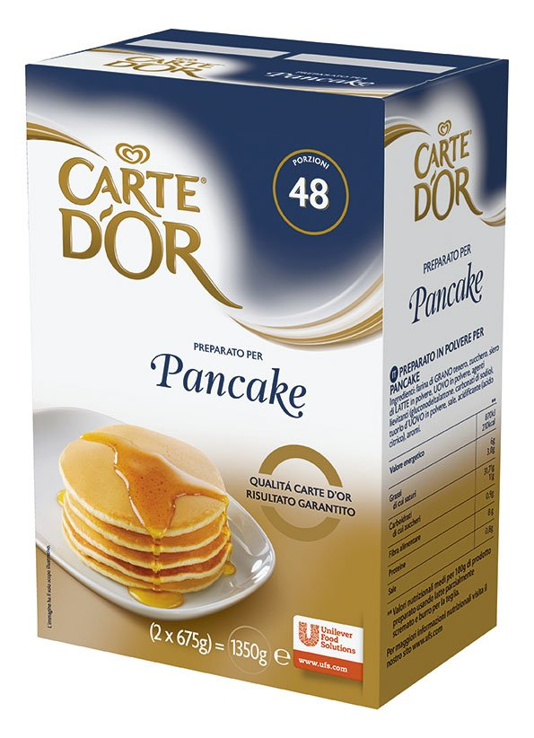 Carte d'Or preparato per Pancake 1,35 Kg -