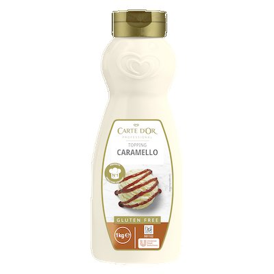 Carte d'Or Topping Caramello 1 Kg -