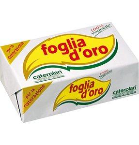 Foglia d'oro Margarina 250 gr -