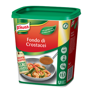 Fondo di Crostacei (in pasta)