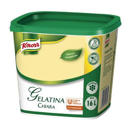 Gelatina Chiara