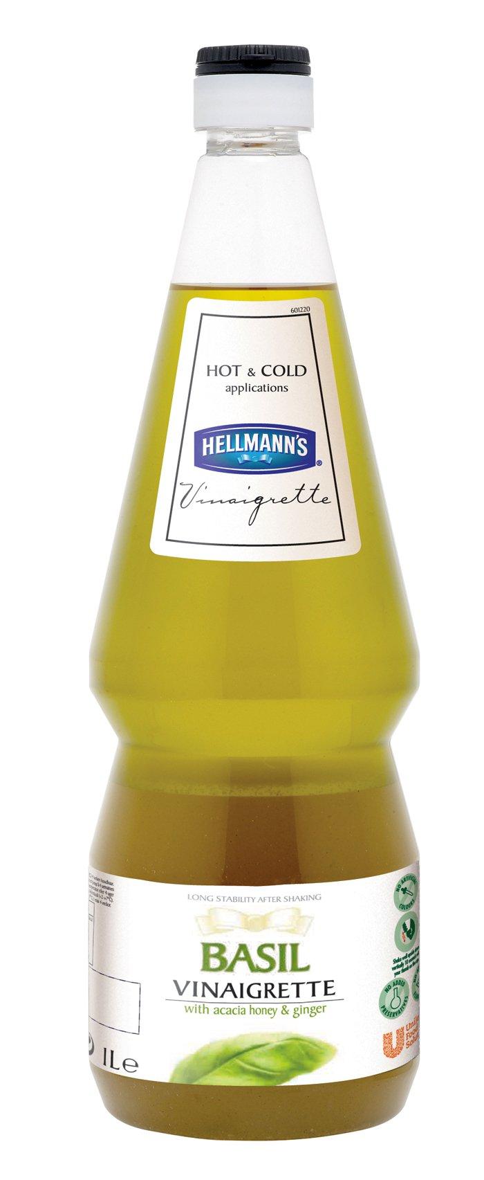 Hellmann's Basil Vinaigrette 1 Lt