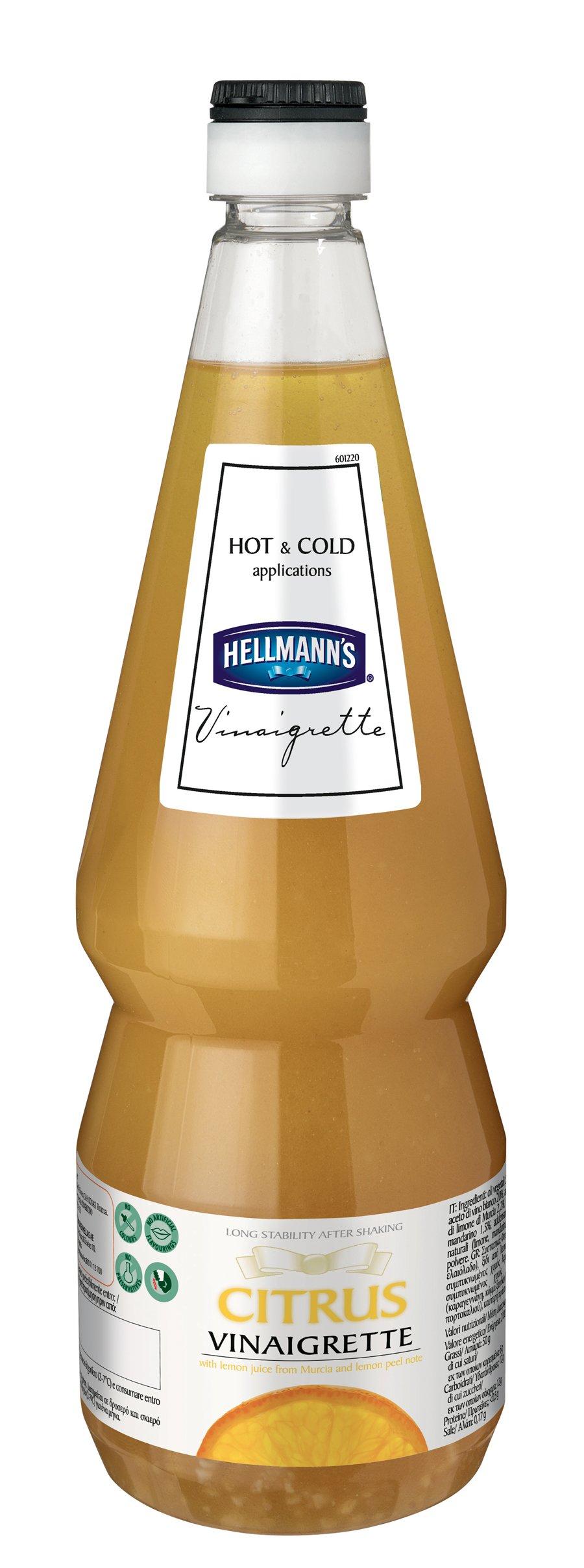 Hellmann's Citrus Vinaigrette 1 Lt