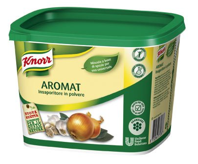 Knorr Aromat Insaporitore in polvere 500 Gr  -