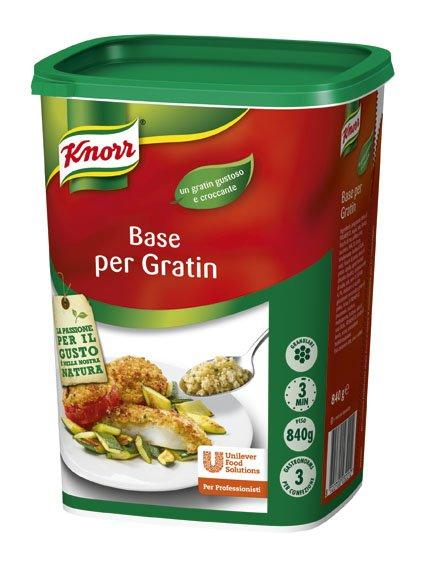 Knorr Base Per Gratin granulare 840 Gr
