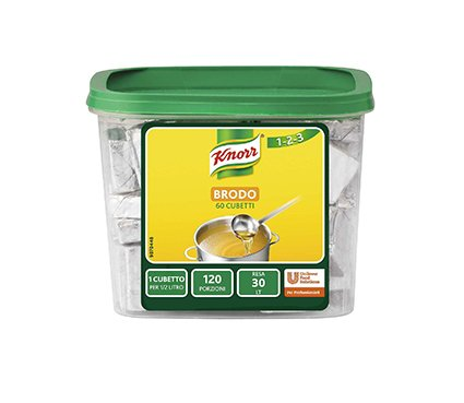 Knorr Brodo 60 Cubetti