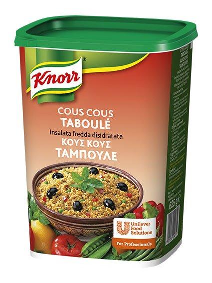 Knorr Cous Cous Taboulé Insalata fredda disidratata 630 Gr