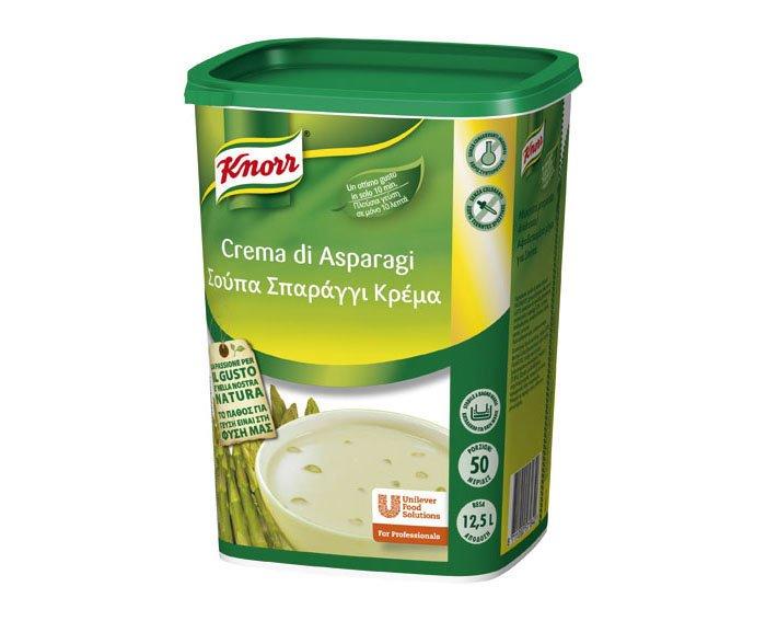 Knorr Crema di Asparagi 900 Gr