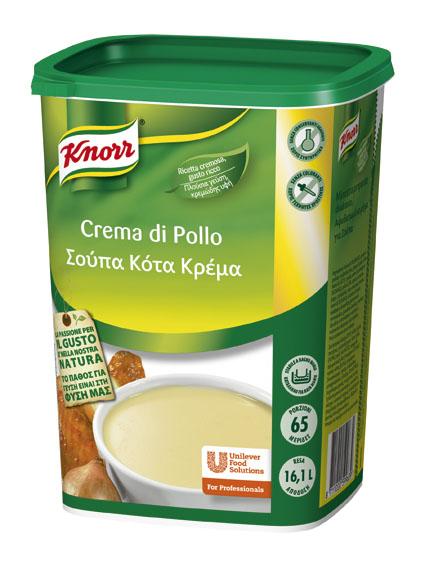 Knorr Crema di Pollo 1,04 Kg