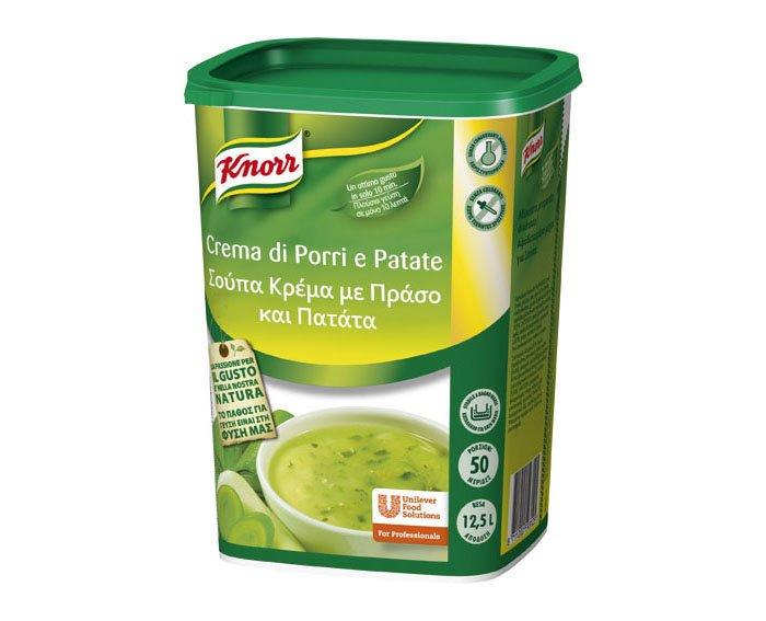 Knorr Crema di Porri e Patate 970 Gr