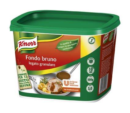 Knorr Fondo Bruno Legato Granulare 500 gr