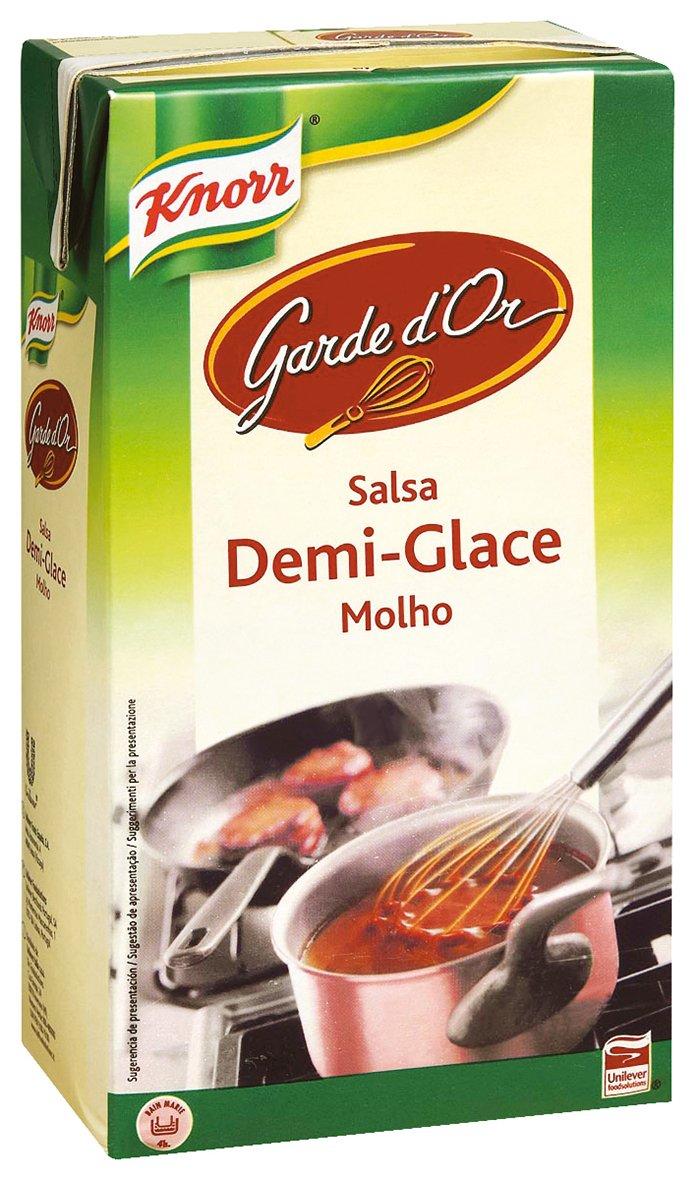 Knorr Garde d'Or Salsa Demi-Glace 1 Lt