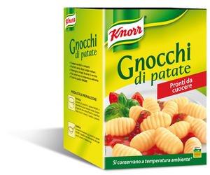 Knorr Gnocchi di patate 4 kg -