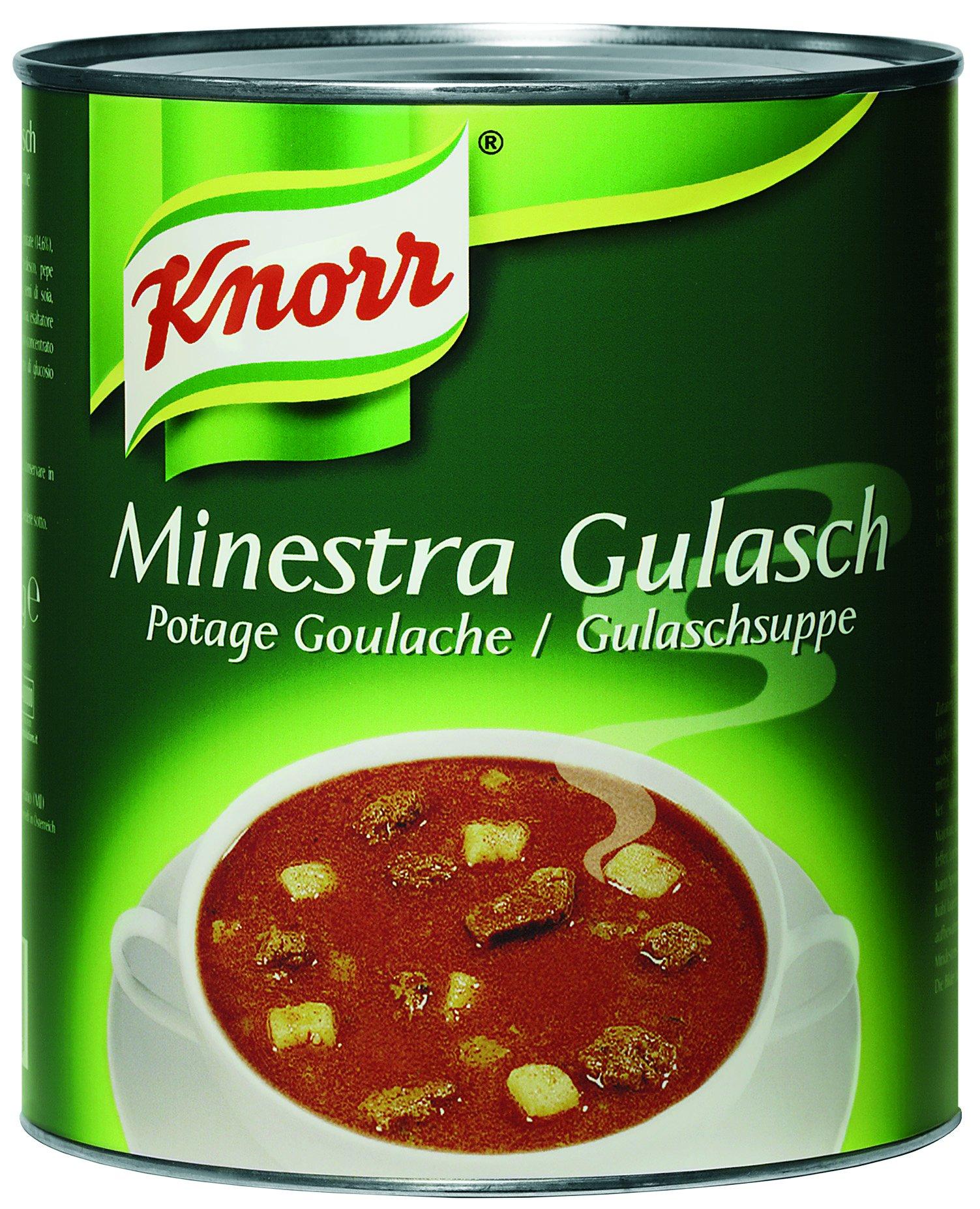 Knorr Minestra Gulasch 2,9 Kg -