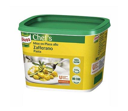 Knorr Mise en Place allo Zafferano 800 Gr