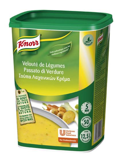 Knorr Passato di Verdure 940 gr