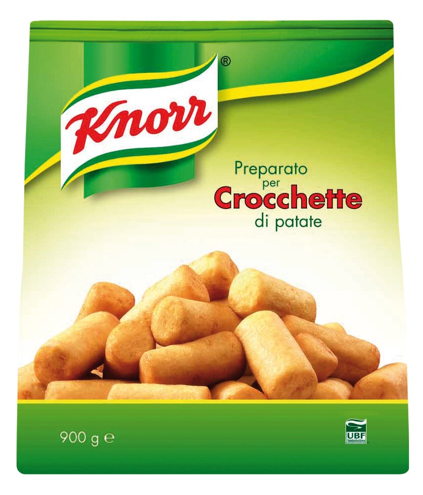 Knorr Preparato per Crocchette di patate 900 gr
