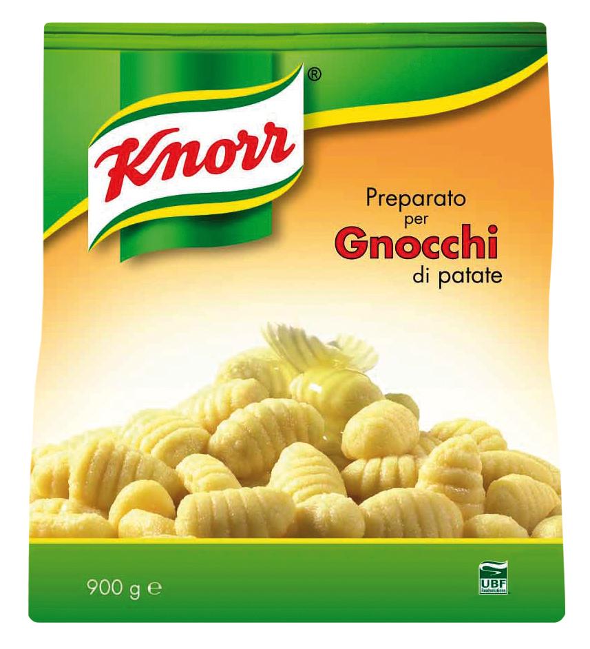 Knorr Preparato per Gnocchi di patate 900 gr