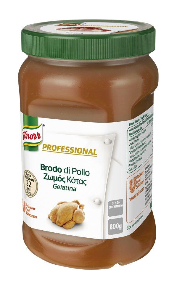 Knorr Professional Brodo di Pollo Gelatina 800 gr