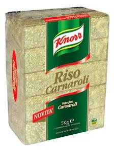 Knorr Riso Carnaroli 5 kg