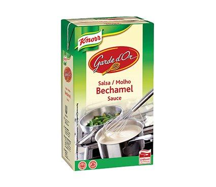 Knorr Salsa Bechamel 1 Lt -